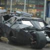 Batman fans build real-life Dark Knight Tumbler