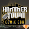 Thor Put the Hammer Down at Hammer Town Comic Con