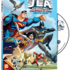 … JLA ADVENTURES sneaks its way into release