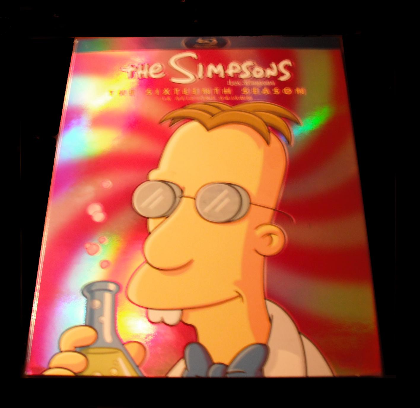 Simpsons 1 - 1
